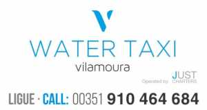 VILAMOURA WATER TAXI EVERYDAY 10:00 - 18:00